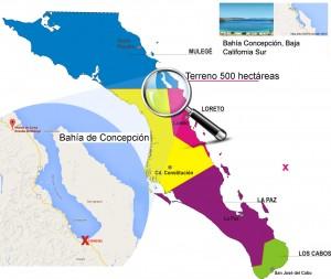Mapa bahia